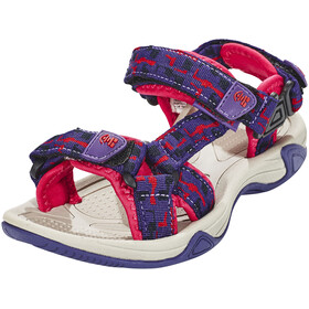 Kamik Lowtide 2 Sandals Kids Purple